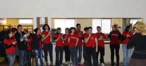 Evènements du CFAF en 2012